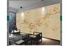 3D Ginkgo Branches Wall Mural Wallpaper 473 Preminum Non-Woven Paper - W: 525cm X H: 295cm