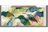 3D Leaves Wall Mural Wallpaper 467 Preminum Non-Woven Paper - W: 525cm X H: 295cm