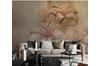 3D Three Dimensional Retro Lily Wall Mural Wallpaper 117 Preminum Non-Woven Paper - W: 525cm X H: 295cm