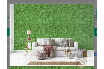 3D Modern Simplicity Green Grass Wall Mural Wallpaper 391 Preminum Non-Woven Paper - W: 420cm X H: 260cm