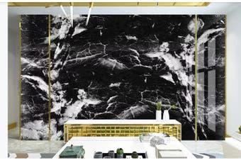 3D Marble Decorative Beautiful Floral Wall Mural Wallpaper  D47 Self-adhesive Laminated Vinyl-W: 210cm X H: 146cm