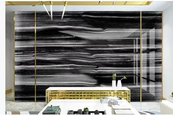 3D Marble DecorativeGeometry Graphical Wall Mural Wallpaper  D28 Self-adhesive Laminated Vinyl-W: 320cm X H: 225cm