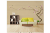 3D hand painting pink magnolia floral wall mural Wallpaper 189 Premium Non-Woven Paper-W: 525cm X H: 295cm