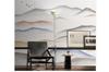 3D abstract mountain landscape wall mural Wallpaper 181 Premium Non-Woven Paper-W: 525cm X H: 295cm