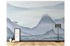 3D abstract mountain landscape wall mural Wallpaper 182 Premium Non-Woven Paper-W: 420cm X H: 260cm