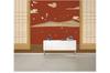 3D abstract clouds mountain wall mural Wallpaper 179 Premium Non-Woven Paper-W: 525cm X H: 295cm