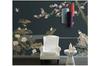 3D plum blossom birds wall mural Wallpaper 163 Premium Non-Woven Paper-W: 320cm X H: 225cm