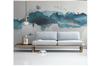 3D abstract mountain wall mural Wallpaper 159 Premium Non-Woven Paper-W: 320cm X H: 225cm