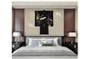 3D white crane clouds wall mural Wallpaper 158 Premium Non-Woven Paper-W: 420cm X H: 260cm