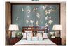 3D hand painting magnolia blossom wall mural Wallpaper 142 Premium Non-Woven Paper-W: 420cm X H: 260cm