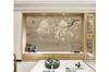 3D hand painting plum blossom wall mural Wallpaper 140 Premium Non-Woven Paper-W: 320cm X H: 225cm