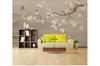 3D hand painting plum blossom wall mural Wallpaper 140 Premium Non-Woven Paper-W: 525cm X H: 295cm