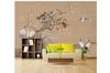 3D hand painting plum blossom wall mural Wallpaper 137 Premium Non-Woven Paper-W: 320cm X H: 225cm