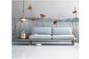 3D ink lotus landscape wall mural Wallpaper 133 Premium Non-Woven Paper-W: 320cm X H: 225cm