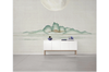 3D abstract chinese ink landscape wall mural Wallpaper 124 Premium Non-Woven Paper-W: 320cm X H: 225cm