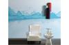 3D chinese ink landscape wall mural Wallpaper 116 Premium Non-Woven Paper-W: 210cm X H: 146cm
