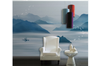 3D chinese ink landscape wall mural Wallpaper 115 Premium Non-Woven Paper-W: 420cm X H: 260cm