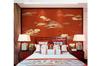 3D chinese ink landscape wall mural Wallpaper 110 Premium Non-Woven Paper-W: 420cm X H: 260cm