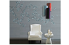 3D hand painting ginkgo leaves wall mural Wallpaper 107 Premium Non-Woven Paper-W: 525cm X H: 295cm