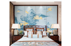 3D chinese ink clouds wall mural Wallpaper 103 Premium Non-Woven Paper-W: 420cm X H: 260cm