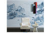 3D chinese ink landscape wall mural Wallpaper 100 Premium Non-Woven Paper-W: 420cm X H: 260cm