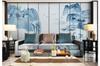 3D chinese ink landscape wall mural Wallpaper 98 Premium Non-Woven Paper-W: 320cm X H: 225cm