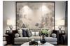 3D chinese ink landscape wall mural Wallpaper 95 Premium Non-Woven Paper-W: 320cm X H: 225cm