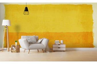 3D Watercolor Yellow Pattern Wall Mural Wallpaper 233 Premium Non-Woven Paper-W: 320cm X H: 225cm