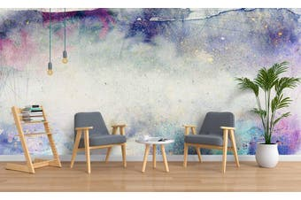 3D Watercolor Abstract Pattern Wall Mural Wallpaper 225 Premium Non-Woven Paper-W: 210cm X H: 146cm