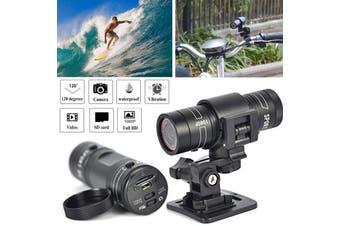 Sports Action Camera, Helmet Camera, Bicycle Helmet, Motorbike and Motor Cyclist Cam, Skiing, Bikes, Full 1080P Video DVR