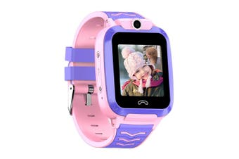 Child Positioning Smart Watch, 4G, Waterproof, Video Call, High-Definition Camera, SOS, Real-time Positioning, SOS emergency calls & More
