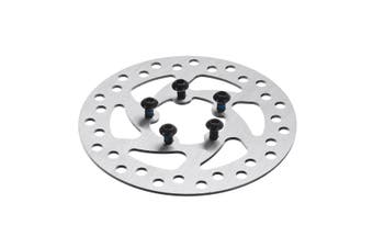 5 Holes 120mm Brake Disc Rear Wheel Customize For XIAOMI M365 Electric Scooter