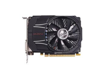 GTX1050Ti Mini OC 4G GDDR5 128Bit 1316-1430MHz 7Gbps PCI-E 3.0 Gaming Video Graphics Card