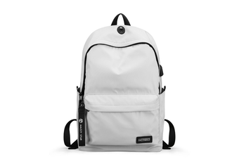 MS_8018 15.6 Inch Laptop Backpack USB Charging Anti-thief Laptop Bag Mens Shoulder Bag Business Casual Travel Backpack