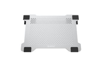 Multifunctional Laptop Cooling Pad Notebook Cooler Radiator with 2 Fans Aluminum Bracket for Macbook PC Laptops