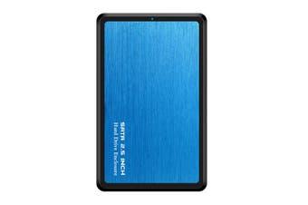 USB3.0 2.5'' SATA SSD Aluminum Alloy Hard Drive Enclosure 5Gbps Hard Disk Case