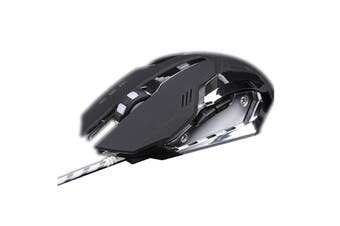 MMR2 Silent/Sounds Wired Gaming Mouse USB Cable LED Desktop Computer Optical Gamer Mice Macro Programming Mouse For Laptop PC Computer