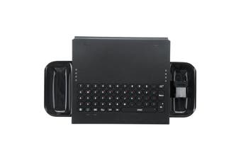 TNS-1702 Wireless Keyboard 2.4G with Joy-con Holder for Nintendo Switch Game Console