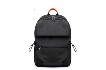 B00310 17-inch Laptop Bag Men's Backpack Simple Shoulder Bag Fashion Travel Bag College Trend Bag