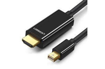 Mini DP to HDMI Cable Thunderbolt 2 HDMI Converter Video Cable For MacBook Air 13 Chromebook