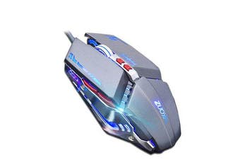 MMR5 USB Wired Gaming Mouse 7 Buttons 5600DPI Optical LED Computer Mouse Game Mice for PC Laptop Notebook PRO Gamer