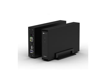 U35NF USB 3.0 NAS HDD SSD Enclosures Portable Hard Drive Disk Enclosure Case