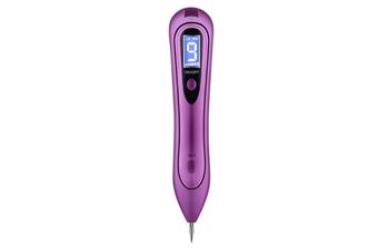 JunChang Home Beauty Spot Mole Pen Freckle Pen Beauty Laser Beauty Instrument 9 Level Adjustment with Spotlight