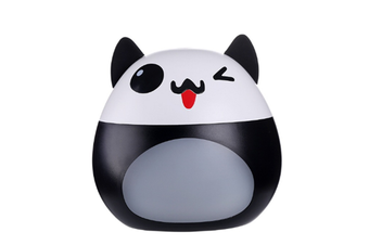 JunChang 200ml Mini USB Cute Pet Humidifier Home Mute Bedroom Air Conditioning Room Office Air Spray Instrument-White