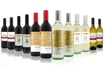 Exceptional Margaret River Red & White Wines Mixed - 12 Bottles