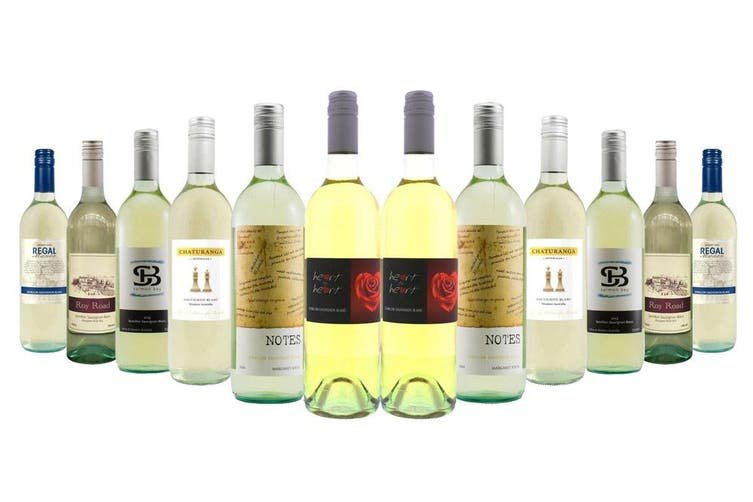 Exceptional Margaret River White Wines Mixed - 12 Bottles