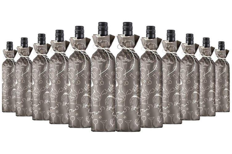 Premium Award Winning Mystery Shiraz - 12 Bottles