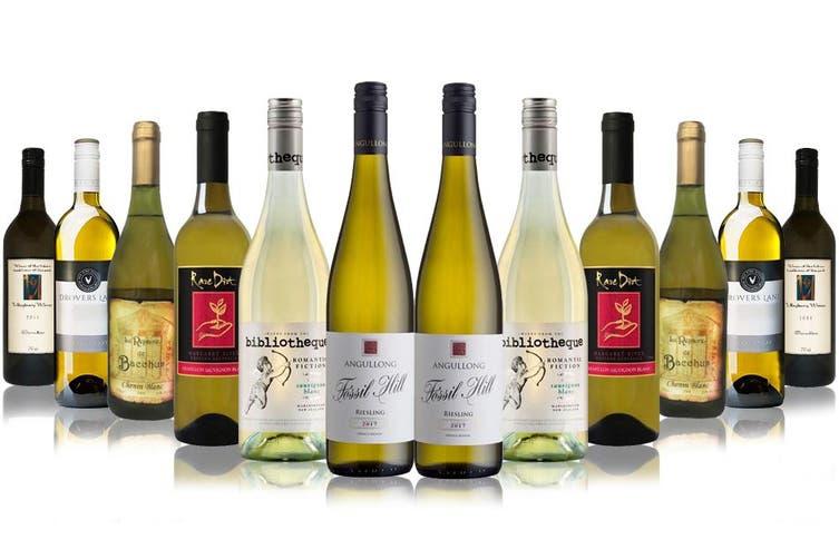 Mystical White Mixed - 12 Bottles