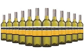 Renmano Premium Chardonnay NV South Australia - 12 Bottles