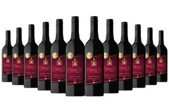 King of Clubs Cabernet Merlot 2019 SEA - 12 Bottles